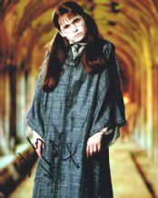 Shirley Henderson Autograph Signed Photo - Moaning Myrtle